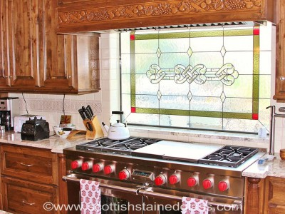 Kitchen Stained Glass Denver