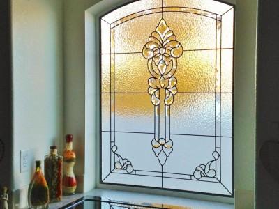 custom stained glass denver