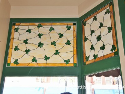 commercial stained glass littleton