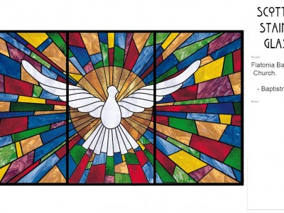 stained glass design process denver