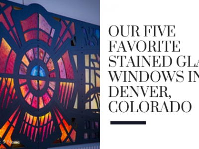 stained glass windows denver