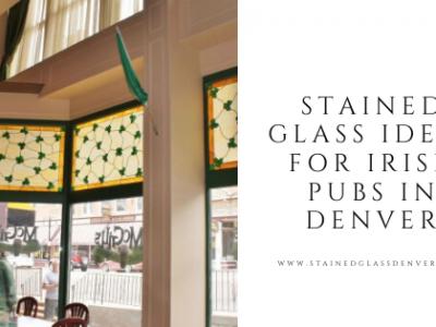 irish pub stained glass denver